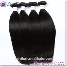 Хайи Dropsgip волос оптом 10А класс 20 дюймов парик Девы Малайзии человеческих волос Циндао