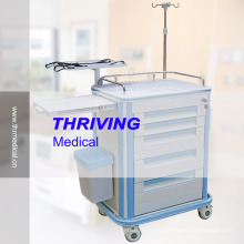 Hospital Multi-Function ABS Trolley Cart