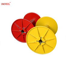 enhanced steel cable reel for crane
