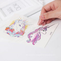 custom-made  friendly water transfer children cartoon tattoo sticker