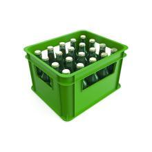 Molde de caixa de transporte de garrafa de injeção de plástico personalizado