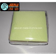 Chiffon de nettoyage en microfibre en emballage individuel