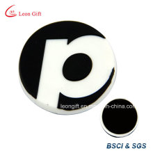 Vente en gros branlez Badge Magnet PVC