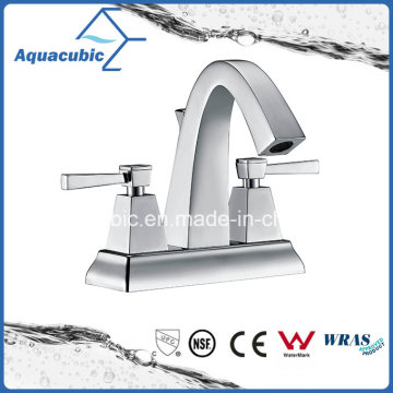 Cupc Sanitary Ware Brass Bathroom Sink Faucet (AF3024-6)