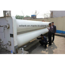 Bouchage de gaz naturel comprimé Cylindres en acier inoxydable