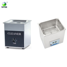 Jewelry Watch Dental Coins Ultrasonic Cleaner with Timer Heater