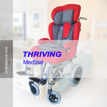 Thr-Cw258L Cerebral Palsy Hand Control Wheel Chair