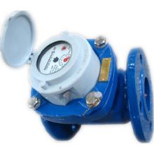 Medidor de agua de tipo Woltman seco (medidor a granel)