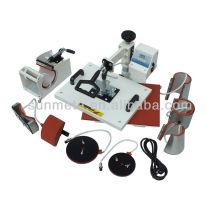 Sunmeta Manual of Flat Heat Press Machine