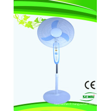 Ventilateur solaire de ventilateur de stand de 12 pouces DC 12 pouces (SB-S-DC16K) 1
