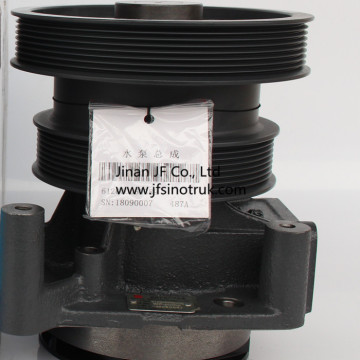 612600060389 Shacman Dump Truck Water Pump