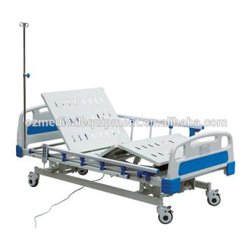 Australia Standard High Quality Foldable medical hospital beds icu 3 function electric hospital bed