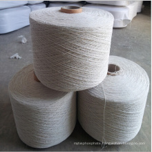 Virgin and Recycled 100% Cotton Yarn 20s/1