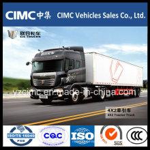 Brand New C & C U340 4 * 2 cabeça do trator 370HP