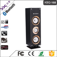 BBQ KBQ-168 25W 3000mAh Portable Bluetooth Speaker Subwoofer
