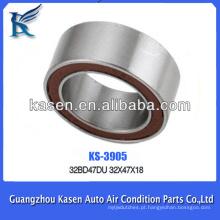 32 * 47 * 18mm Rolamentos automotrizes do compressor do condicionamento de ar 32BD4718DU