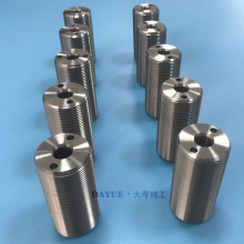Cnc Turning Stainless Steel Threaded Parts