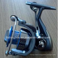 Aluminum and Plastic Optional Spool Fishing Spinning Reels