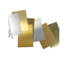 Sublimación de blancos de aluminio para la impresión de sublimación de colorantes