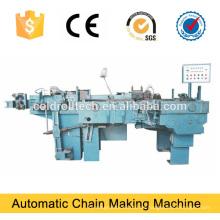 Automatische Kettenmaschine, Kettenbiege- und Schweißmaschine