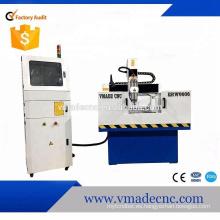 Fresadora CNC de metales