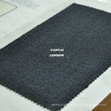 Durable thornproof tweed 100% wool fabric