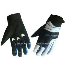 Cycling Sports Mountain Bike Motorcycle Gel Pads Full Finger Glove