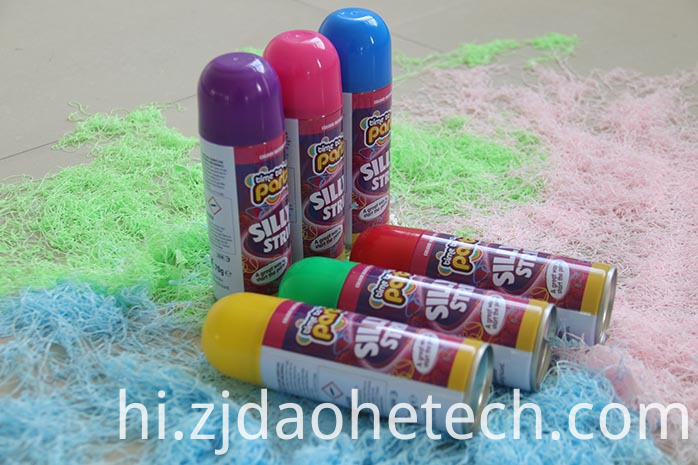 80 G Party Silly String
