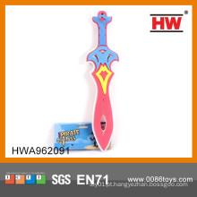 Espada de espuma personalizada novo produto para meninos