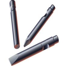 burin briseur pour pièces de marteau hydraulique