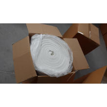 Couverture en fibre de céramique résistant aux incendies (1000C-1260C-1430C-1500C-1600C)
