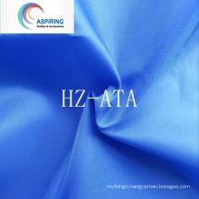 Polyester Taffeta Fabric 190t for Garmemt Lining Antistatic