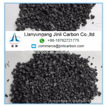 China alta qualidade de baixo teor de enxofre coque de petróleo artificial grafite 1-5mm 0.5-5mm 2-5mm 3-8mm