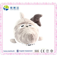Laughs and Rolls Around Shark Electronic Plush Soft Toy