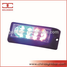 LED de aviso do farol carro de Polícia Strobe Light(SL6201-S)