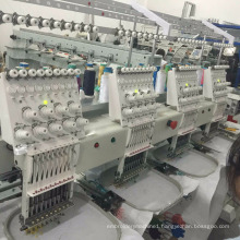4 Heads Computer Embroidery Machine with High Speed and Competitive Price