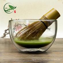 Cuenco de arroz del tazón de fuente de cereal del tazón de fuente de cristal de doble cara vendido superior