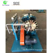 Smiling Gas/Nitrous Oxide Diaphragm Compressor for Midical Use