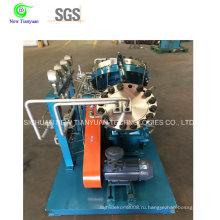 Увлажняющий газовый / азотно-оксидный мембранный компрессор для среднего применения