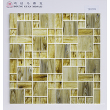 Mosaico de vidrio 48by48mm Muro de la pared 1
