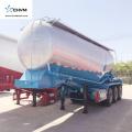 3 Axle 55cbm Bulk Cement Trailer