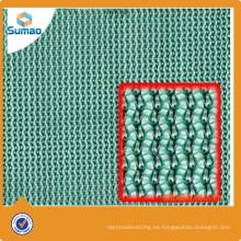 Red de recogida de aceituna de hdpe azul o verde de Jiangsu