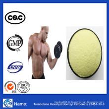 Carbonate de Hexahydrobenzyle à Trenbolone GMP USP de haute qualité