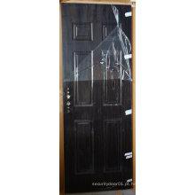 Six Panel Design Interior Porta Americana