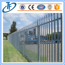 High Quality Security Palisade Fence