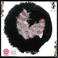 The new design of faux fur scarf