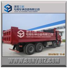 30t Shacman F3000 336HP Heavy Dump Truck