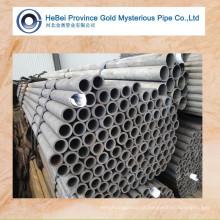 ASTM A106 Grade B tubo de aço carbono sem costura e tubo