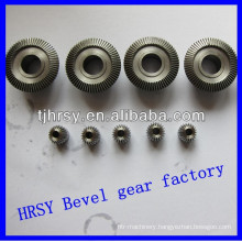 Bevel pinion gear Manufacturer/Factory