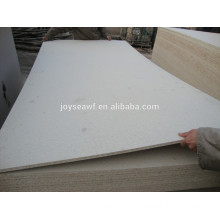 melamine laminated/plain particle board for garage cabinets